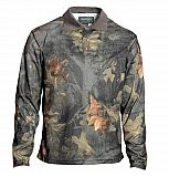 Gamo Poloshirt Camouflage Langarm XXL