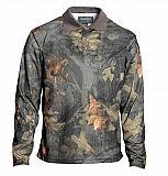 Gamo Poloshirt Camouflage Langarm -L