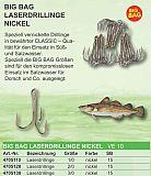 Paladin Laser Drillinge Nickel Gr. 1/0