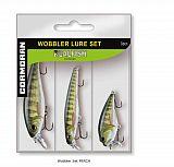Cormoran Wobbler Set Barsch - 5,5-7,8cm