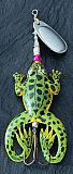 Jacks Rubber Froggy Frosch Spin (B)