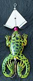 Jacks Rubber Froggy Frosch Buzzer-Bar B