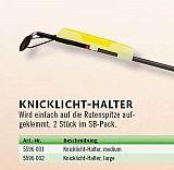 ZEBCO Ruten Knicklicht Halter Fluo -M