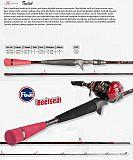 Iron Claw X-Tase Twitch Trigger 195 -54g