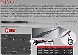 Iron Claw Rute Niyo 252 MW-H 18-52g