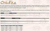 Iron Trout Chakka Rute #330cm 1 - 6g WG