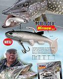 Behr Trendex Minnow rigged -8cm Col: #01