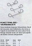 Rhino Knotenlosverbinder Extra Heavy