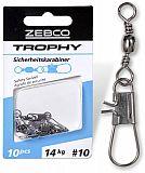 Zebco Trophy Wirbel Secure Wirbel #10