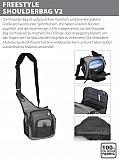 SPRO Freestyle Shoulder Bag #V2