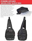 SPRO Powercatcher Shoulder Sling Bag