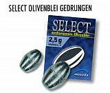 Mosella Olivenblei gedrungen -2.5g - 8pc