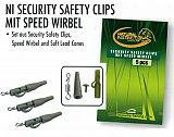 Mosella NI Safety Clips mit Speed Wirbel