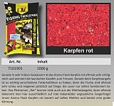 FTM Amino Flash Lockfutter #Karpfen Rot