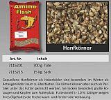 FTM Amino Flash Hanfkörner #700g
