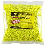 FTM Futterpartikel sinkend Fluo #Gelb