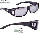 Gamakatsu Polbrille G-Glasses Over #l-gb