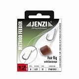 Jenzi Hair Rig mit Quickstop Größe 12