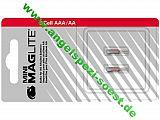 Mag-Lite Glühlampe, 2-AAA