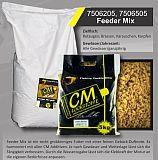 CM Lockfutter 5kg Spezi Feeder Mix gelb