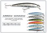 Grauvell Wobbler Titan Arrow Minnow 1103
