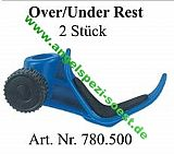 Rutenhalter Over/Under Rest
