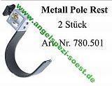 Rutenhalter Metall Pole