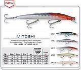 Grauvell Wobbler Jinza Mitoshi 95 LN 62