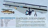 Paladin Combo Dorsch Makrele 240cm -200g