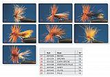 Grauvell Fliege Caddis Emerger Pale