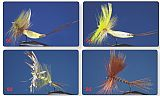 Grauvell Tockenfliege Mayfly Green 10