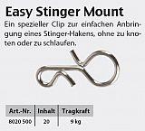 Iron Claw Stinger Clip #Mount
