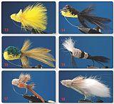 Grauvell Bass Bug Teklon gelb - 6