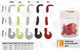 Iron Trout Forellenköder T - Maggot BL