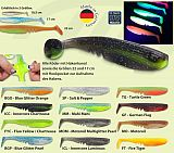 Iron Claw Racker Shad NT 10.5cm UV #SP