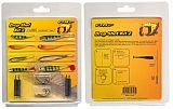 FTM Drop Shot Kit #II - Forelle Barsch