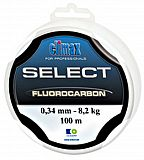 Climax Select Fluorocarbon 0.300mm - 6.8