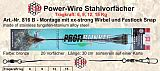 Profi Blinker 1x19 Power Wire 15kg Profi