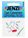 Jenzi Cast Connector 11mm, 10er SB