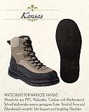 Grauvell Watschuh Boot Kansas #45