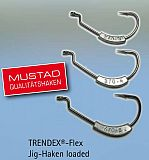 Behr Trendex Flex Jighaken bebleit 3/0