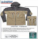Grauvell Jacke X-Tek Forest   L