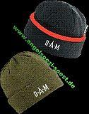 DAM Fleece Mütze, grün