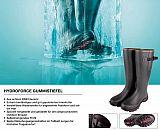 DAM Hydroforce Neopren Fleece Stiefel 40