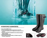 DAM Hydroforce Neopren Fleece Stiefel 45