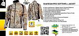 DAM MAD Guardian Pro Softshell Jacket  L