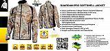 DAM MAD Guardian Pro Softshell Jacket XL