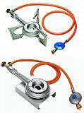 Peetz Gasheizung für Räucheröfen 4.2kw