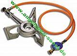 Peetz Gasheizung für Räucheröfen 4200 W