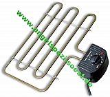 Peetz Elektroheizung für Räucheröfen